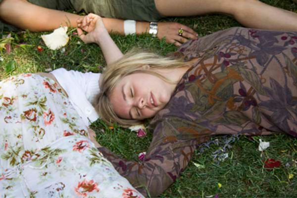 Bread& Flower Fight Images by Alison Bennett
