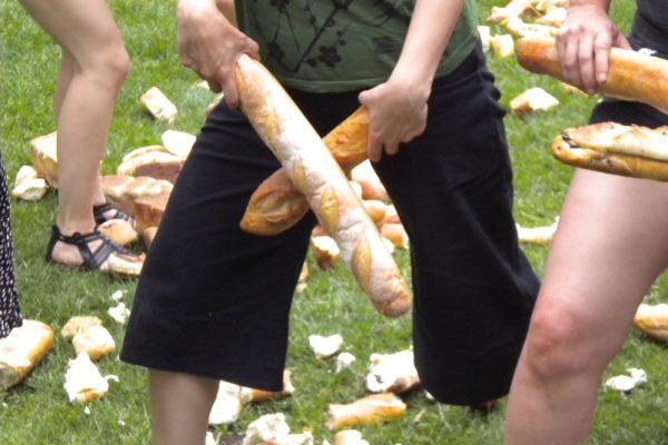 Femme Fight Club Bread Fight